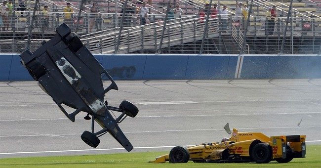 IndyCar still straddling line between speed, safety