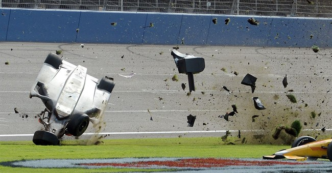 IndyCar still straddling line between speed, safety