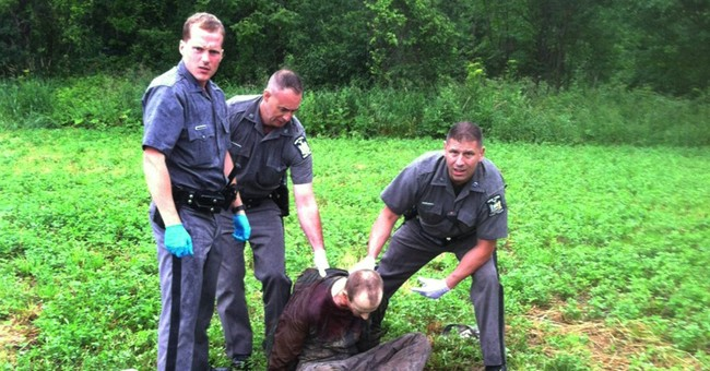 Trooper had the law on his side when he shot unarmed escapee