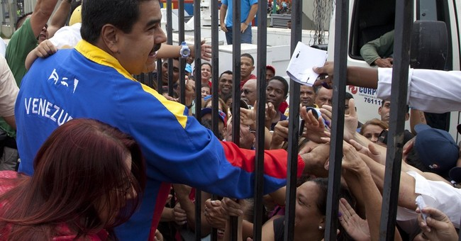 Venezuelan struggling socialists hold legislative primaries