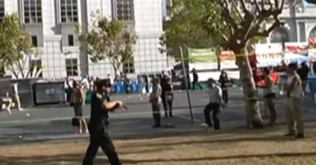 1 wounded in shooting at San Francisco gay pride event