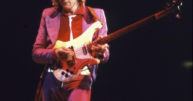 Chris Squire, bassist of progressive rock band Yes, dies