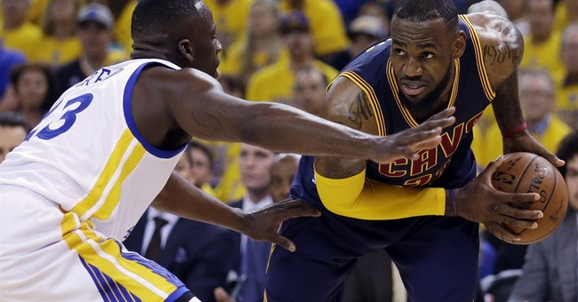 AP Source: LeBron James bypasses option, becomes free agent