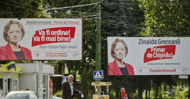 Pro-European candidate calls for new govt to be formed