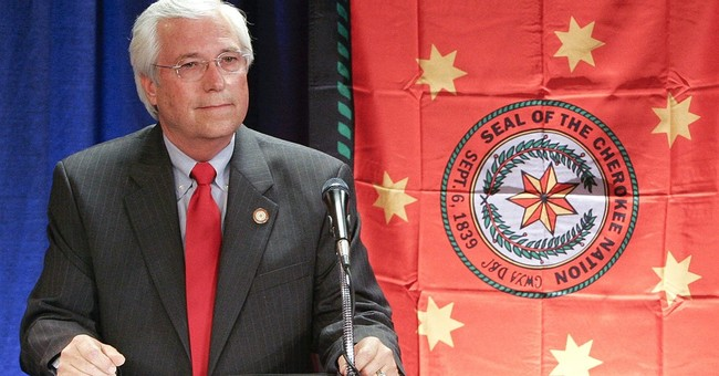 Unofficial results: Baker re-elected to lead Cherokee Nation
