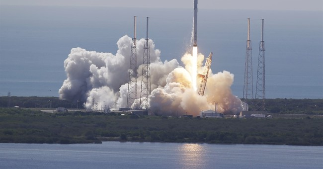Now comes the SpaceX rocket whodunit: A complex mystery