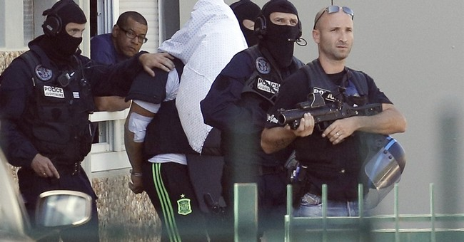 Suspect handed preliminary charges over beheading in France