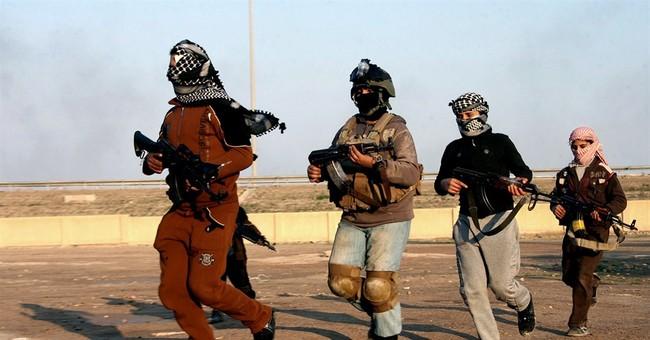A year on, Islamic State group still rules Iraq's Fallujah