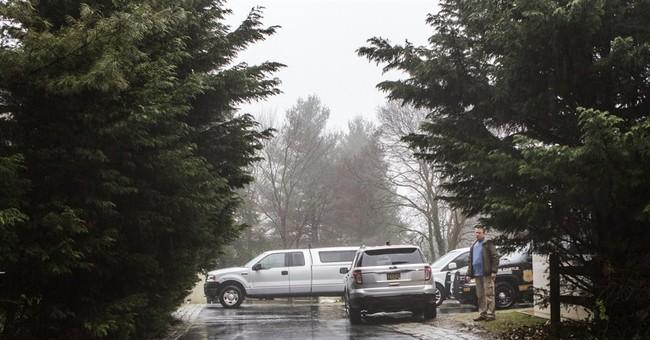Secret Service: Shots fired outside Bidens' Delaware home