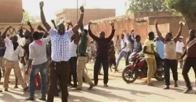 Niger: 45 churches burned in protests that killed 10