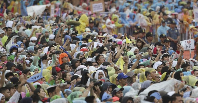 Pope leaves Manila after drawing record crowd of 6 million