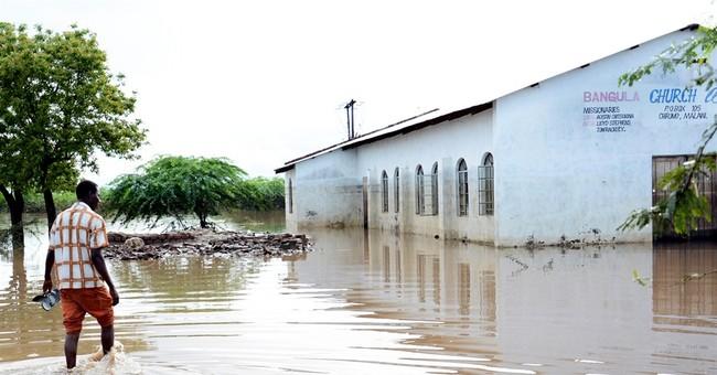 Waterborne diseases a priority in flood-stricken Malawi