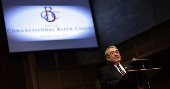 Black Caucus members invoke MLK at Ferguson church service