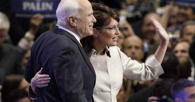 Another national campaign for McCain _ to define his legacy