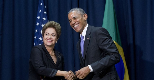 Obama, Rousseff try to put spy scandal behind them