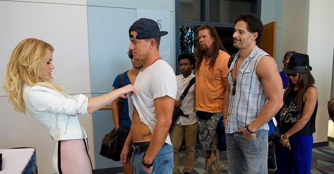 Review: Lotsa grinding, little plot in 'Magic Mike XXL'