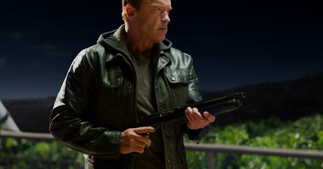 Review: Arnold (but little else) is back in 'Terminator'