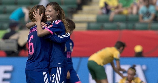 Women's World Cup semifinalists: US, Germany, England, Japan