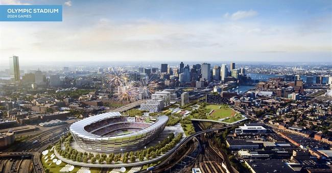 Boston 2024 Olympics organizers update $4.6B bid
