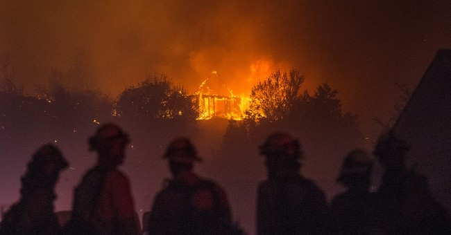 A look at wildfire hotspots around the West