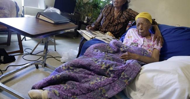 A world apart: 2 women with birthdates in 1800s still alive