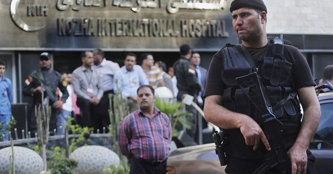 Bomb kills Egypt's top prosecutor as he drives to work