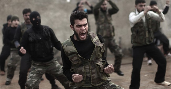 US program to train Syrian rebels losing ground