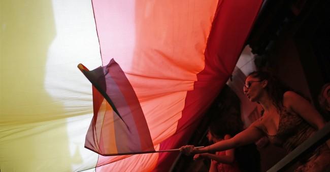 Lady Gaga, European official slam Turkish gay pride violence