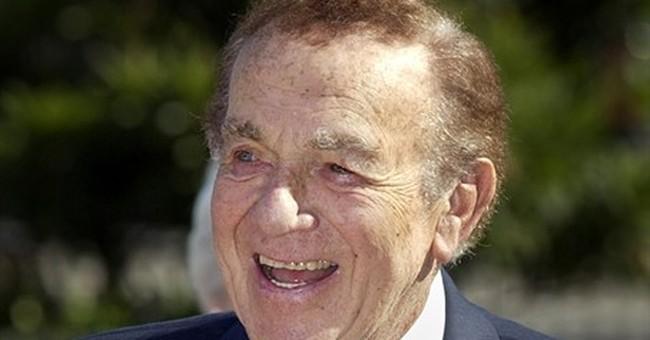 Jack Carter, brash comic, dies at 93