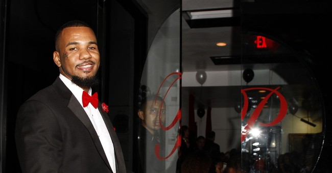Rapper 'The Game' charged with hitting off-duty officer