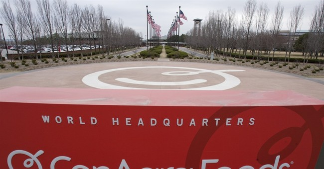 ConAgra to sell store-brand food business