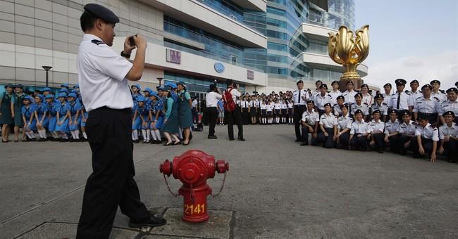 Thousands expected at Hong Kong pro-democracy rally