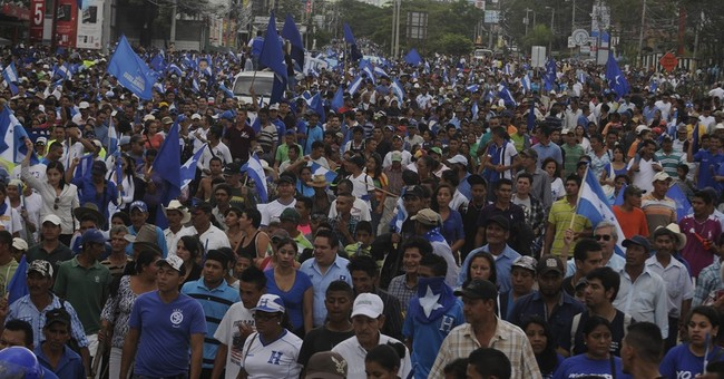 Arrest order issued for vice president of Honduran Congress