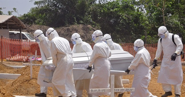 Liberia quarantines an area where new Ebola case appeared