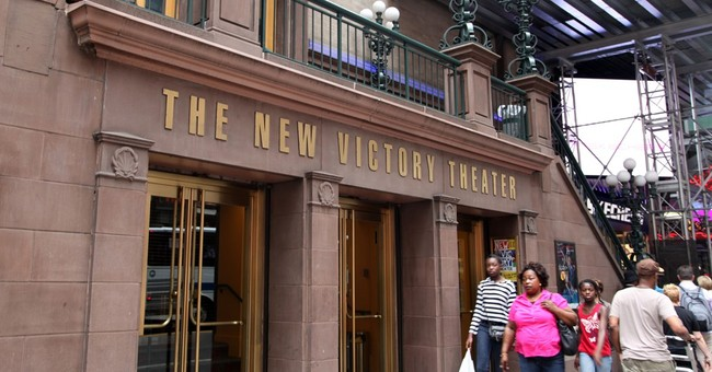 New Victory Theater to offer 'Robin Hood,' 'Caps for Sale'