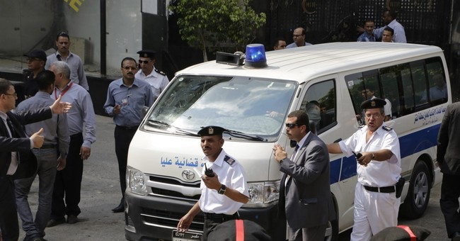 Egypt's president vows 'swift justice' after assassination