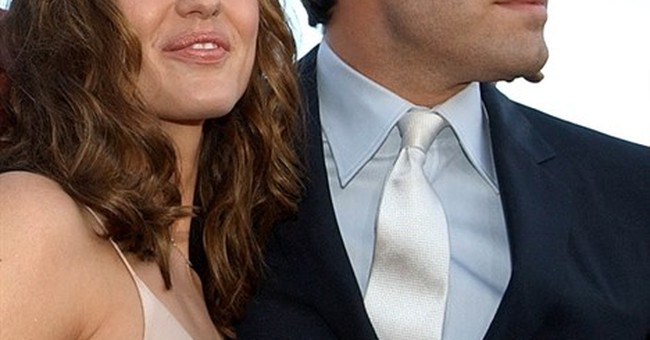 Jennifer Garner and Ben Affleck say they're getting divorced