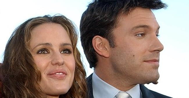 Jennifer Garner and Ben Affleck say they're getting divorced