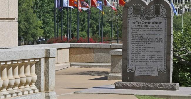 Oklahoma court: Ten Commandments monument must come down