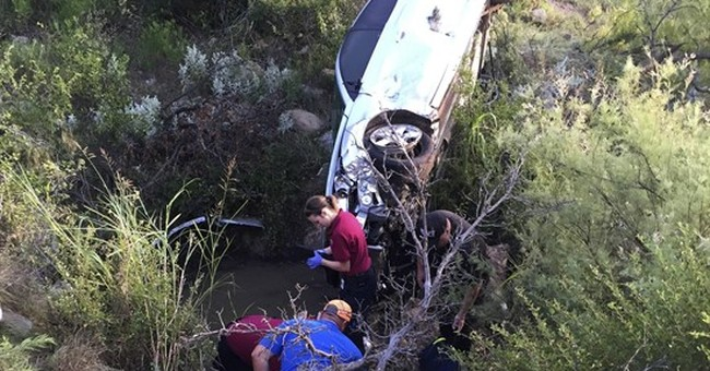 Woman, 75, survived for days on pond water after Texas crash