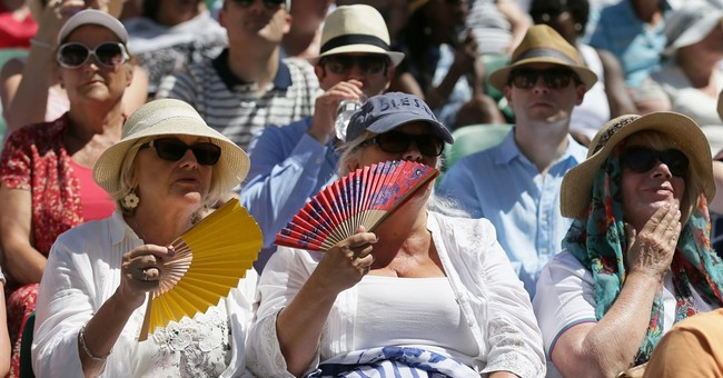 France, UK issue heat warnings as high temps hit Europe