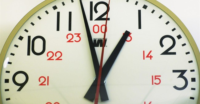 Don't blink or you might miss the leap second on Tuesday