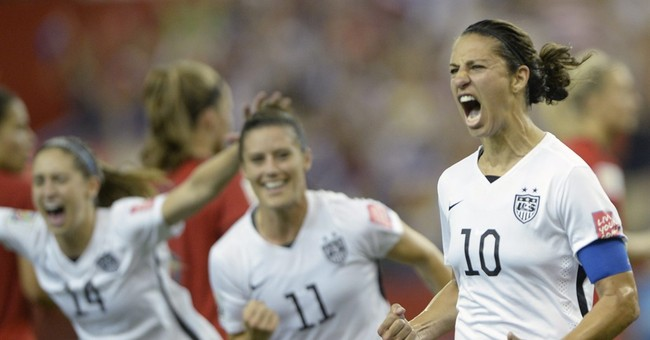 US win draws best men's or women's World Cup semi audience