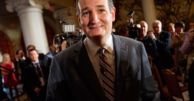 Ted Cruz turns 'Simpsons' jobseeker; he'll take any part