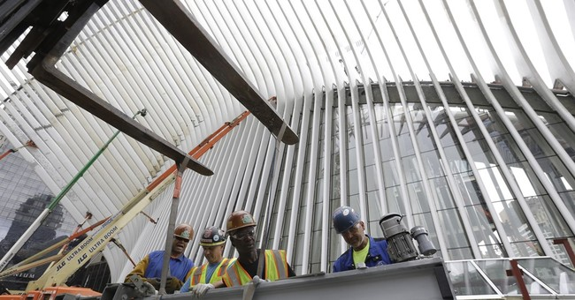US construction spending rises 0.8 percent in May