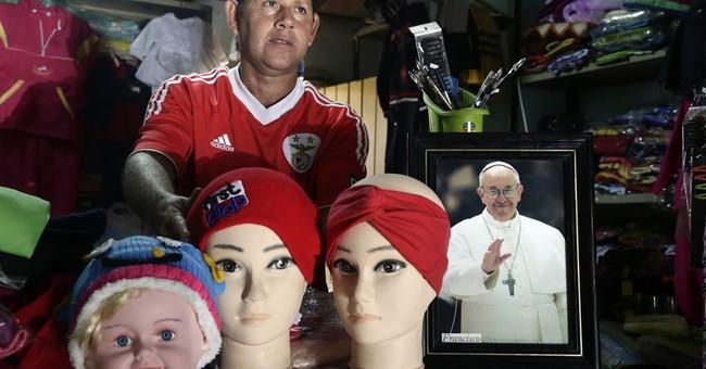 AP PHOTOS: Pope to visit poor in Ecuador, Bolivia, Paraguay