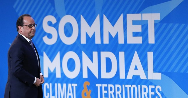 World mayors, others pitch in toward global climate accord