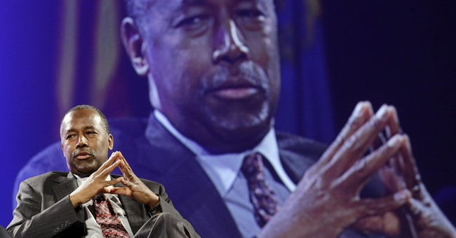 Ben Carson campaign says it raised $8.3M in past 3 months