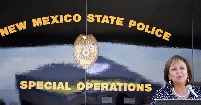 New Mexico governor denounces Trump's comments