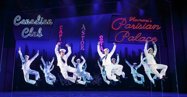 Broadway's 'On the Town' welcomes 3 special stars